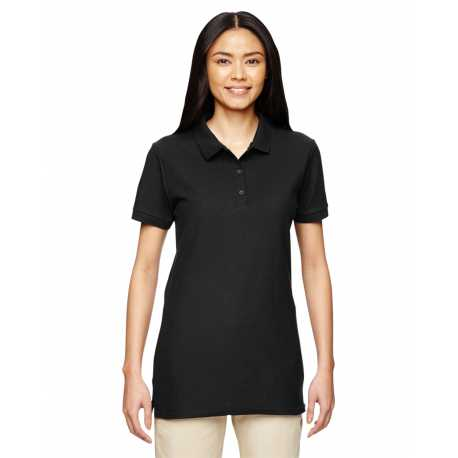 Gildan G828L Ladies' Premium Cotton 6.5 oz. Double Pique Polo