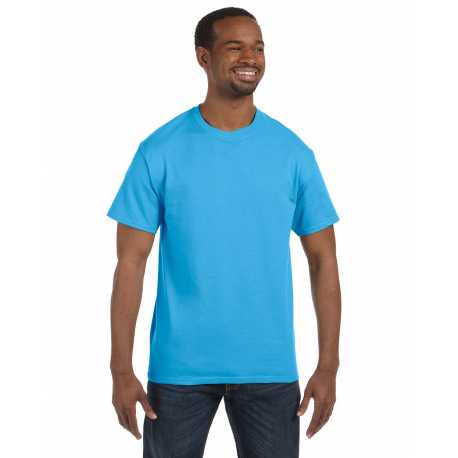 Hanes 5250T Men's 6.1 oz. Tagless T-Shirt