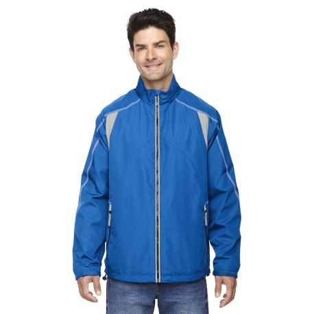 North End 88155 Men's Endurance Lightweight Colorblock Jacket