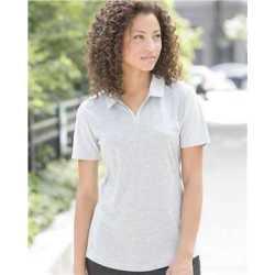 Adidas A146 Women's Heather Block Sport Shirt