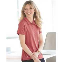 Adidas A241 Women's Heathered Sport Shirt