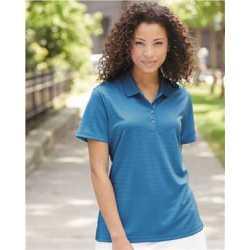 Adidas A262 Women's Shadow Stripe Sport Shirt