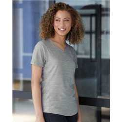 Adidas A373 Women's Melange Tech T-Shirt