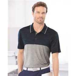 Adidas A404 Colorblocked Melange Sport Shirt