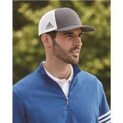Adidas A627 Mesh-Back Colorblocked Cap