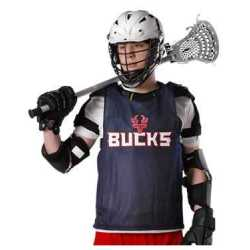 Alleson Athletic LP001Y Youth Lacrosse Reversible Pinnie