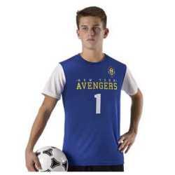 Alleson Athletic SJ101A Striker Soccer Jersey