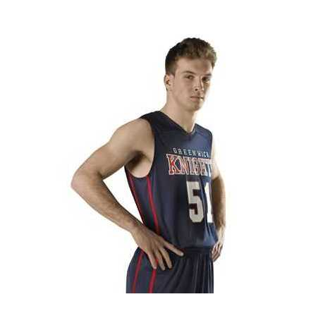 Alleson Athletic 535J Adult Basketball Jersey