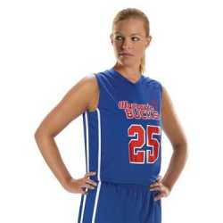 Alleson Athletic 535JW Women's Basketball Jersey