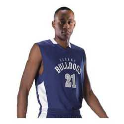 Alleson Athletic 589RSP Single Ply Reversible Jersey
