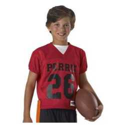 Alleson Athletic 762FFJY Youth Hero Flag Football Jersey