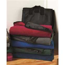 Alpine Fleece 8701L Polyester/Nylon Picnic Blanket