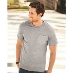 ALSTYLE 1305A Classic Short Sleeve Pocket T-Shirt