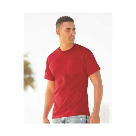 ALSTYLE 1905Al Heavyweight Short Sleeve Pocket T-Shirt