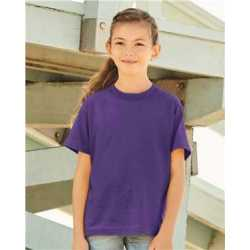 ALSTYLE 3381A Youth Classic Short Sleeve T-Shirt