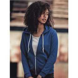 Anvil 71600FL Women's Full-Zip Hooded Sweatshirt