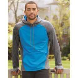 Augusta Sportswear 4762 Zeal Hooded Pullover Sweatshirt