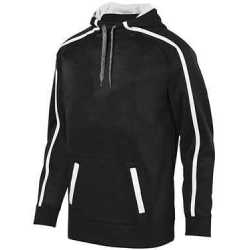 Augusta Sportswear 5555A Youth Stoked Tonal Heather Hoodie