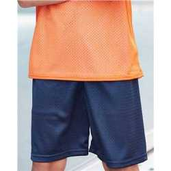 "Badger 2207 Youth Pro Mesh 6"" Shorts"
