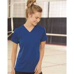 Badger 4162 Women's B-Core V-Neck T-Shirt