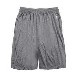 "Badger 4319 Pro Heather 10"" Inseam Shorts"
