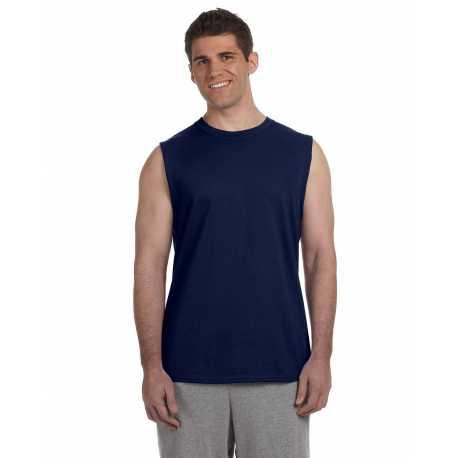 Gildan G270 Adult Ultra Cotton 6 oz. Sleeveless T-Shirt