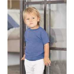 Bella + Canvas 3001T Toddler Jersey Short Sleeve Tee