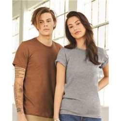 Bella + Canvas 3301C Unisex Sueded Tee