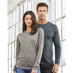 Bella + Canvas 3501 Unisex Jersey Long Sleeve Tee