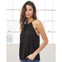 Bella + Canvas 8809 Women's Flowy High-Neck Tank
