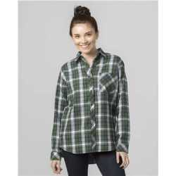 Boxercraft F50 Women's Flannel Shirt