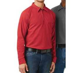 Bulwark QT12 Long Sleeve Polo