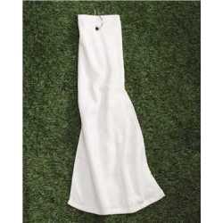 Carmel Towel Company C1624TGH Tri-Fold Hemmed Towel