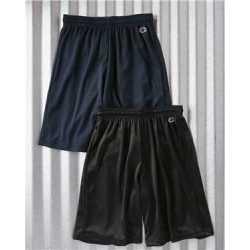 "Champion 8731 Polyester Mesh 9"" Shorts"