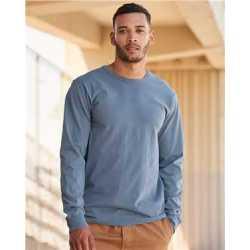 Champion CD200 Garment Dyed Long Sleeve T-Shirt