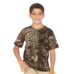 Code Five 2280 Youth Realtree Camo Tee