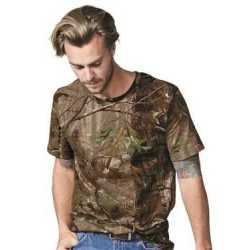 Code Five 3980 Adult Realtree Camo Tee