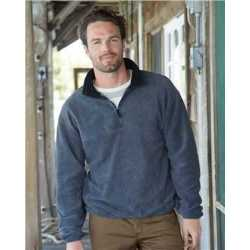 Colorado Clothing 12010 Classic Fleece Half-Zip Pullover