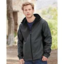 Colorado Clothing 9612 Antero Hooded Soft Shell Jacket