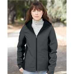 Colorado Clothing 9617 Women's Antero Hooded Soft Shell Jacket