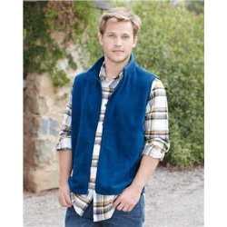 Colorado Clothing 9631 Classic Sport Fleece Full-Zip Vest