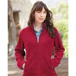 Colorado Clothing 9634 Women's Classic Sport Fleece Full-Zip Jacket