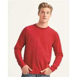 Comfort Colors 6014 Garment-Dyed Heavyweight Long Sleeve T-Shirt
