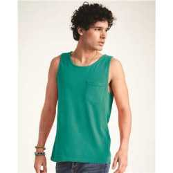 Comfort Colors 9330 Garment-Dyed Heavyweight Tank Top with Pocket