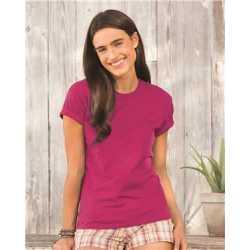 Fruit of the Loom SFJR Sofspun Women's Crewneck T-Shirt