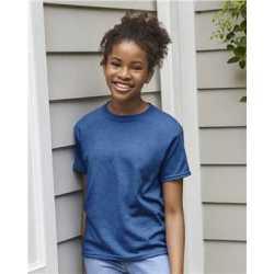 Gildan 8000B DryBlend Youth Short Sleeve T-Shirt