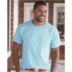 Hanes 5250 ComfortSoft Tagless Short Sleeve T-Shirt