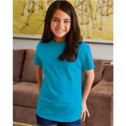 Hanes 5450 Tagless Youth Short Sleeve T-Shirt