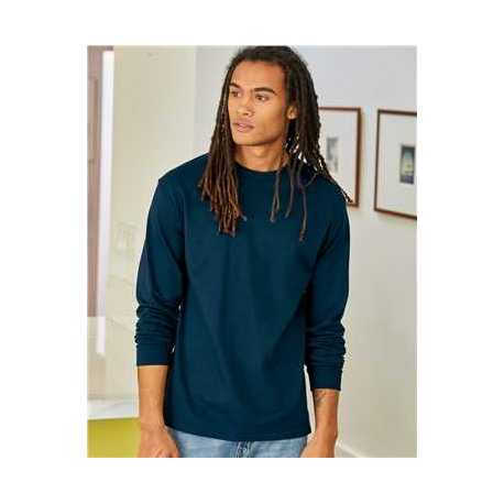 Hanes 5586 Tagless Long Sleeve T-Shirt
