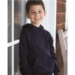 Hanes P473 Ecosmart Youth Hooded Sweatshirt